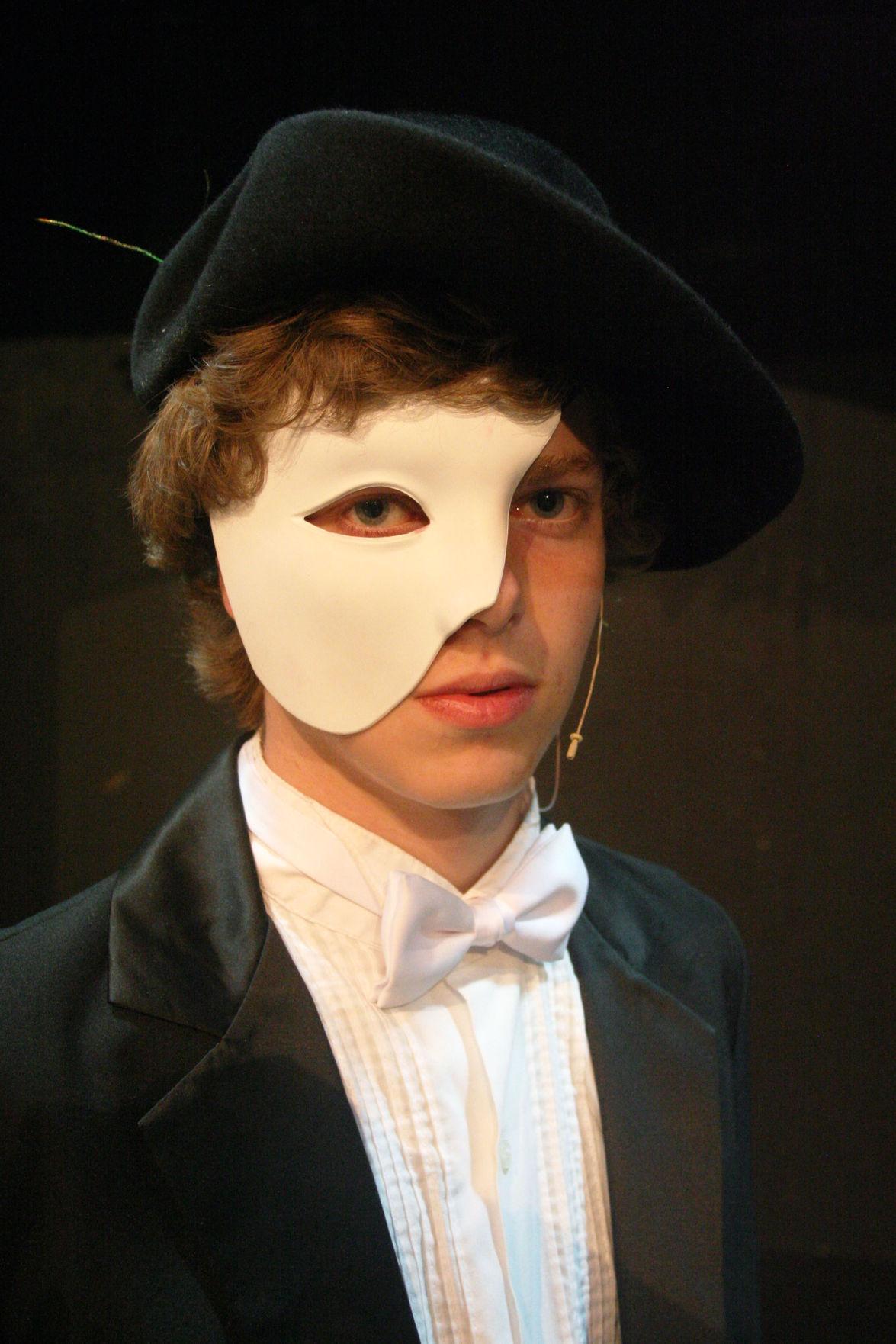Phantom: Hamilton High School presents Broadway's longest-running musical