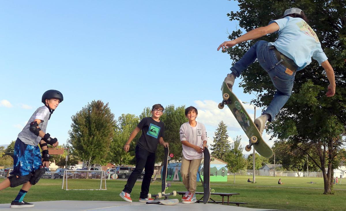 Stevensville skatepark