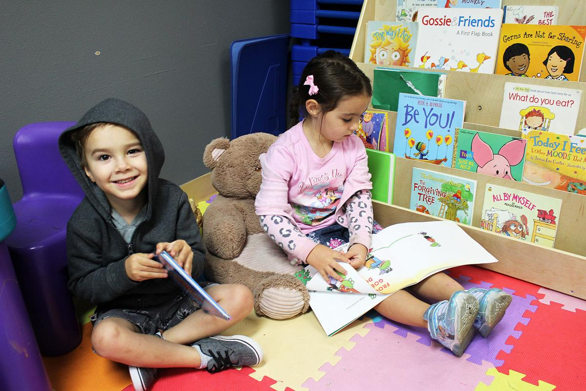 Victor School adds to their successful Kinder Under Five program