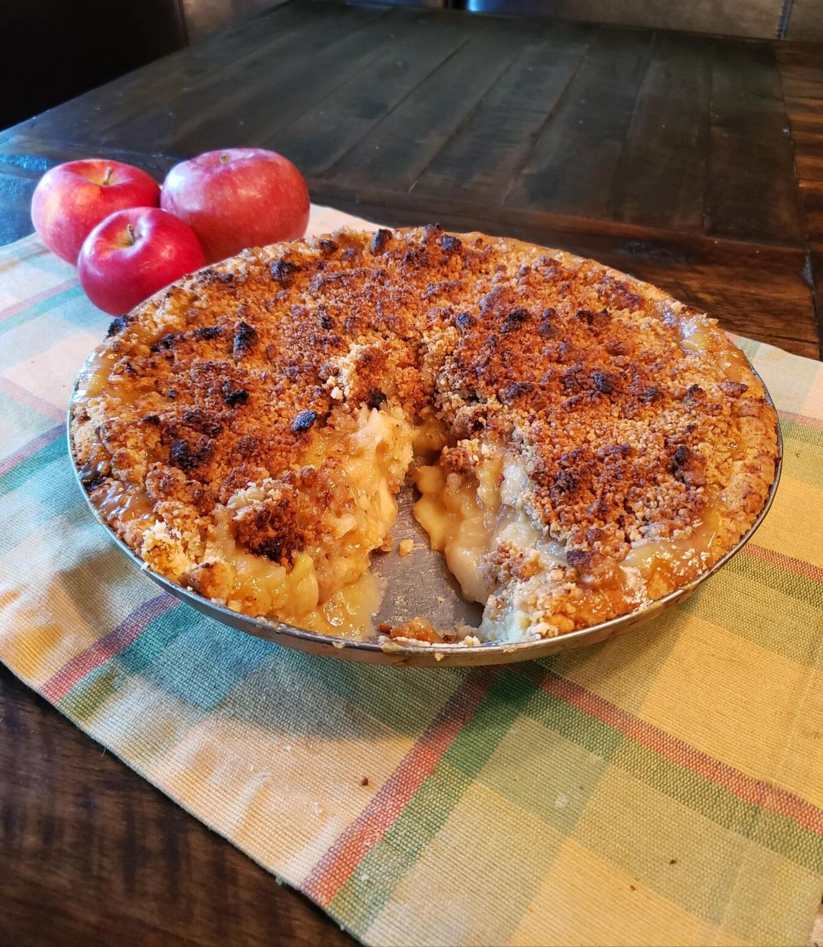 Applescotch Pie