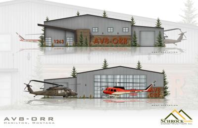 AV8-ORR Helicopter Services begins construction on new Hamilton facility
