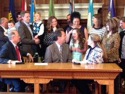Bullock signs ABLE Act sponsored by Sen. Thomas