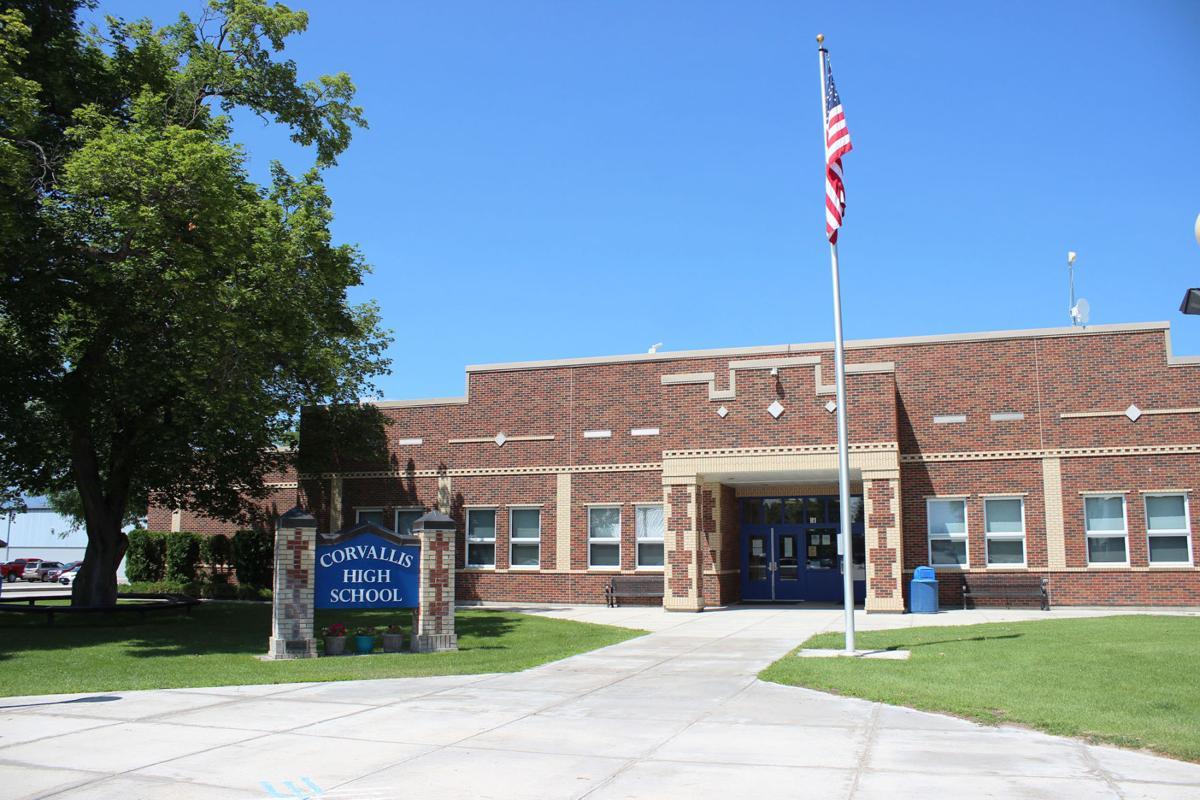 School Count Corvallis