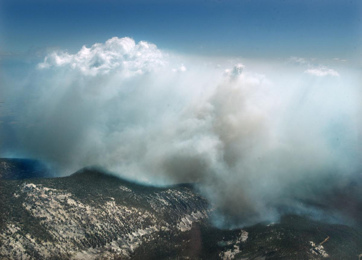Explosive growth: Roaring Lion Fire grows 3,000 acres overnight due to high winds