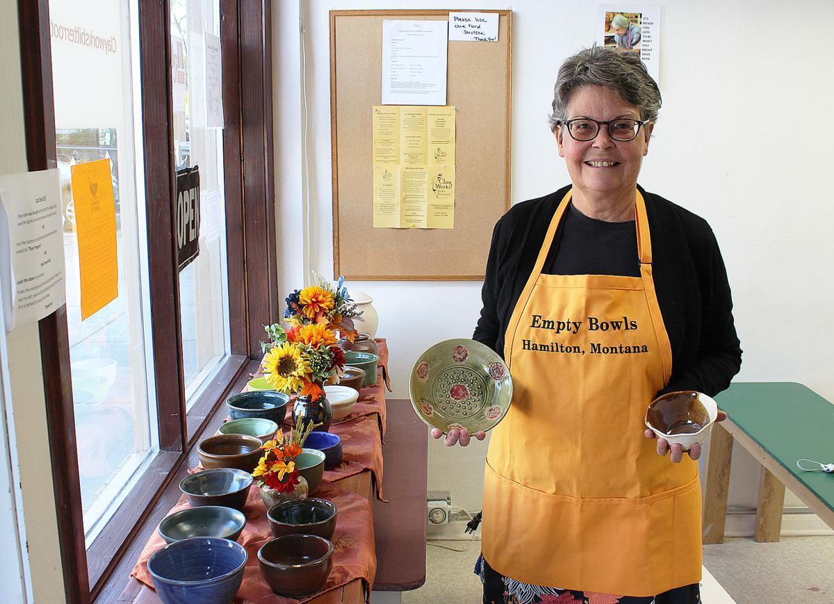 Empty Bowls success benefits community
