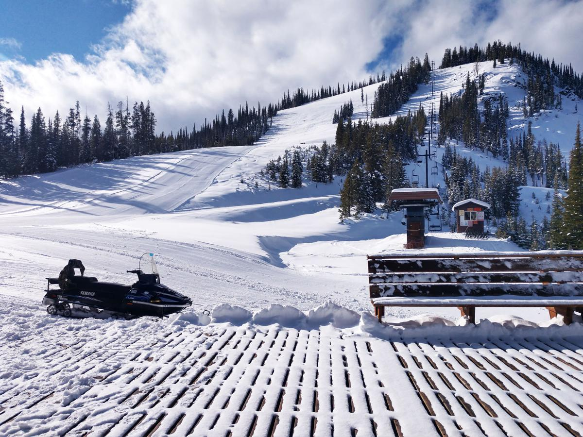 Lost Trail opens
