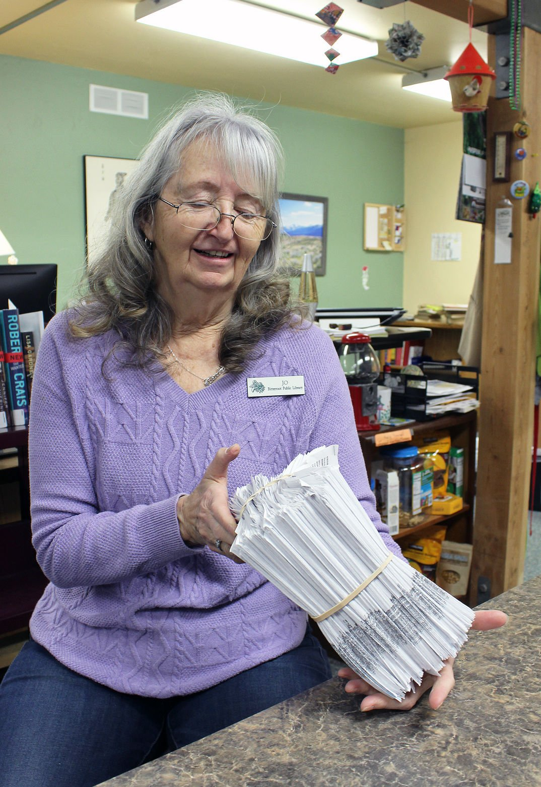 Bitterroot library staff processes positive changes | Local