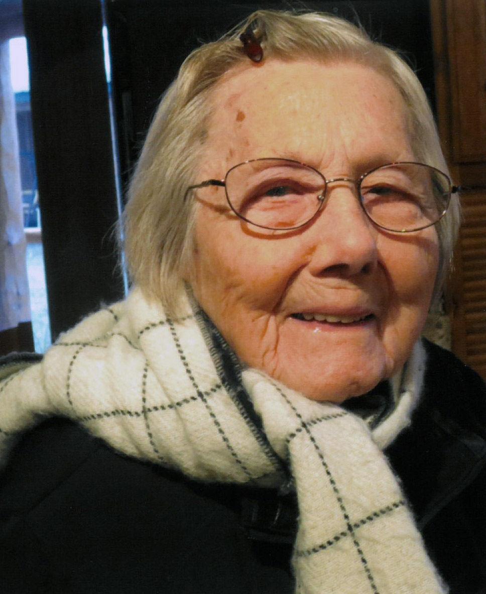 Gladys Ruth Erstad