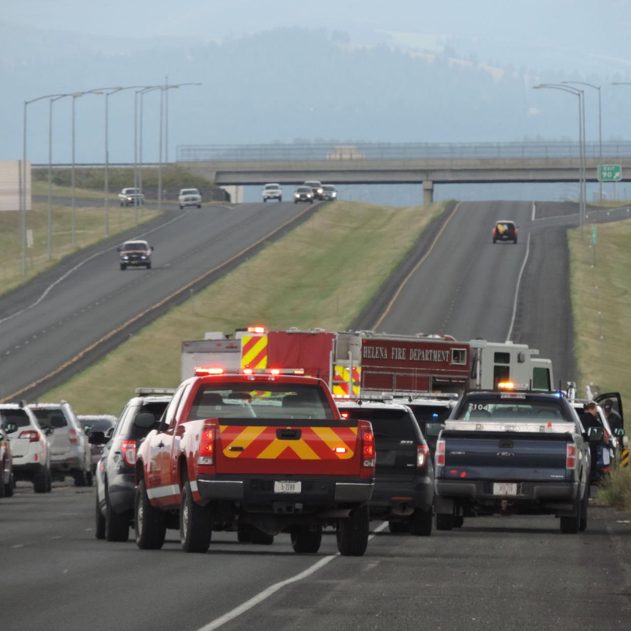 Missoula teen running from Shodair struck and killed on I-15