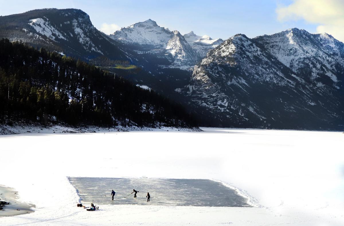 Thin ice: Darby man recounts close call at Lake Como