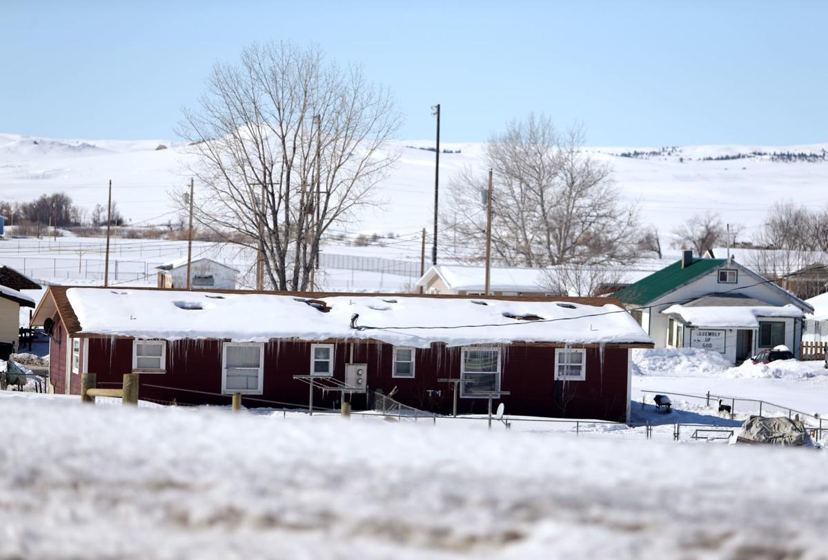 Northern Cheyenne snow emergency