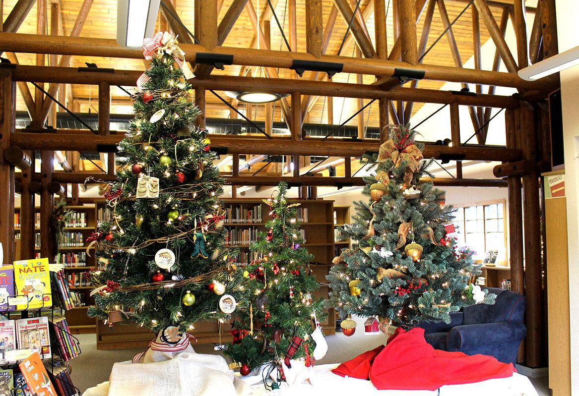 O Christmas Tree, O Christmas Tree: Darby Library To Host