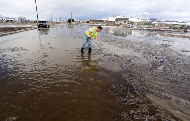 Bitterroot Valley flooding