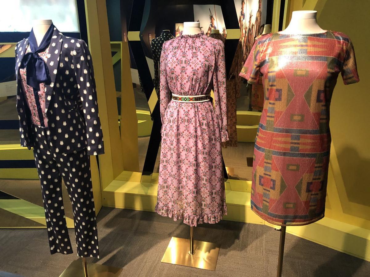 Bethany Yellowtail fashions