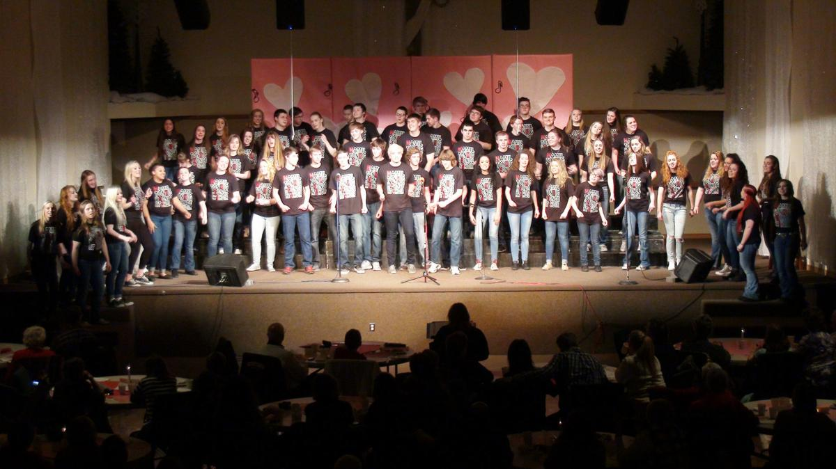 HHS Valentine Choir