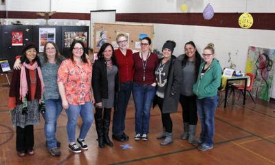 BC Womans Day celebration