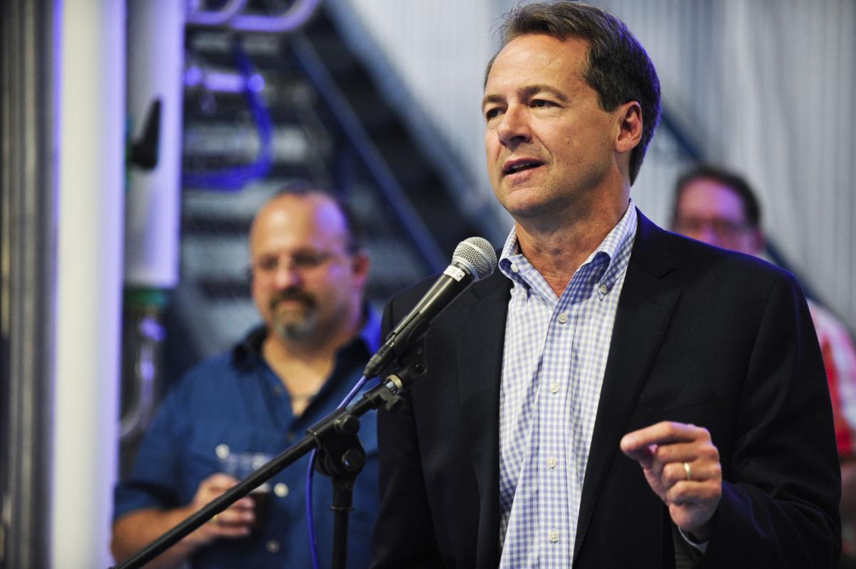 Gov. Steve Bullock champions the Montana craft beer industry