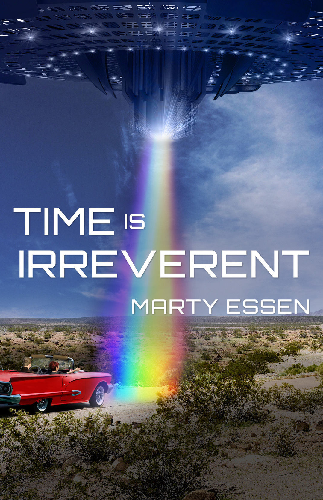 """Marty Essen's """"Time is Irreverent"""""""