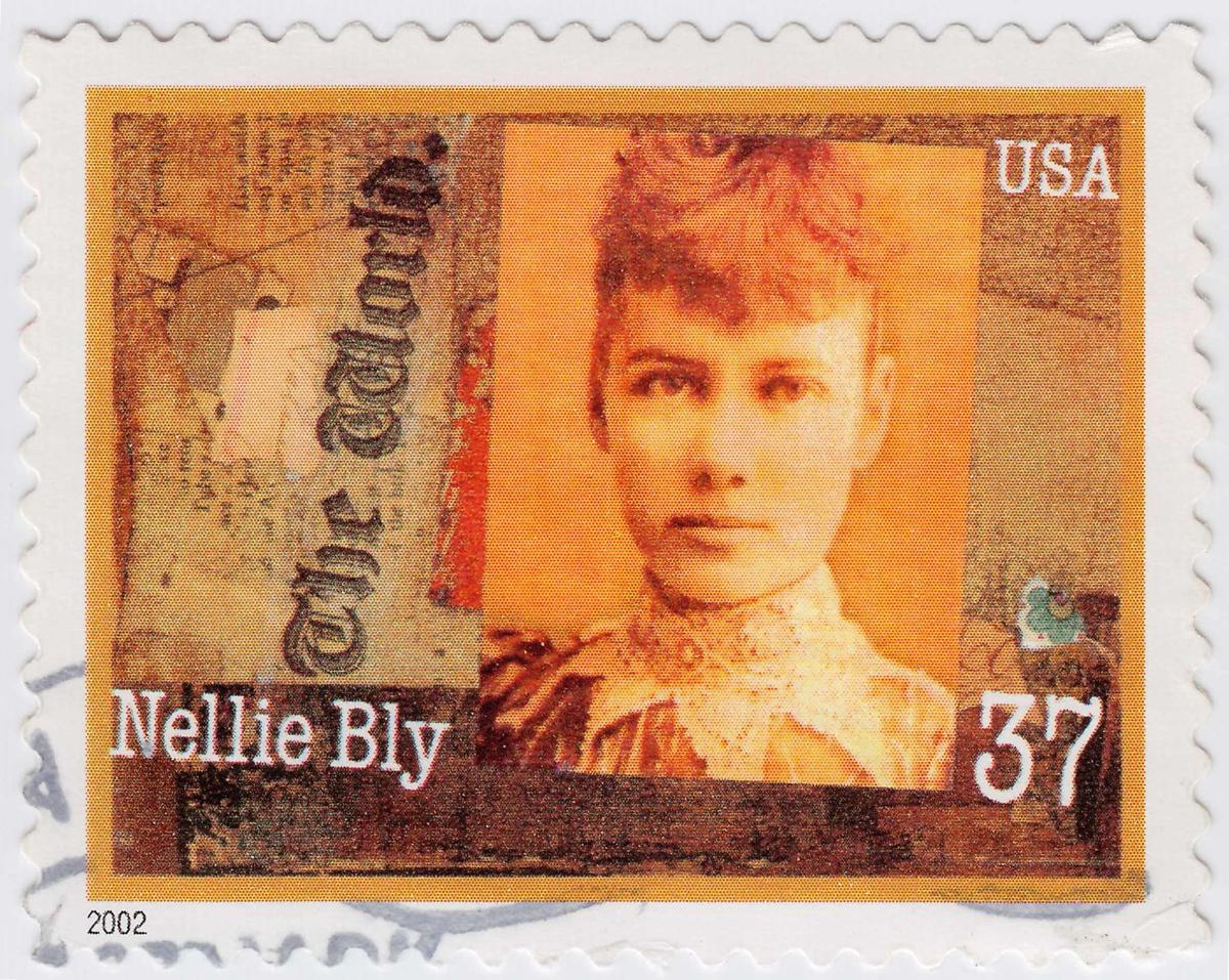 Nellie Bly American journalis
