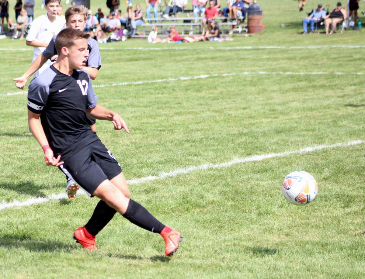 Stevensville soccer splits with Polson   High School Soccer