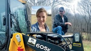 Father, daughter team up to improve land