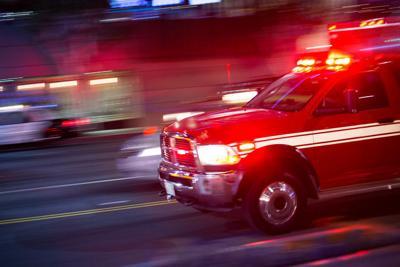 emergency responder stockimage