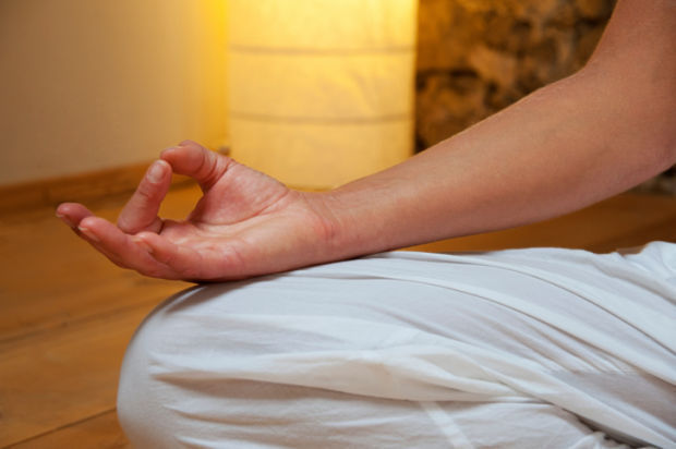 meditation stockimage
