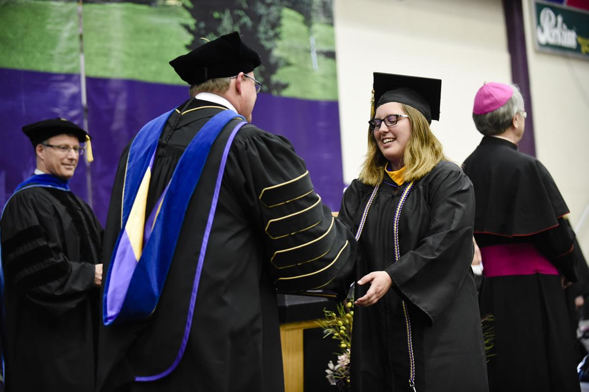 2017 Carroll College Graduation