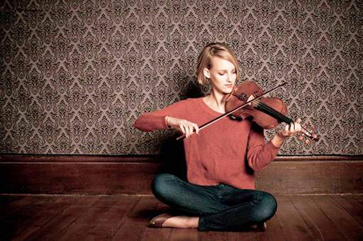 Violin player Kelaiah Horat to hold recital for community