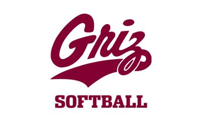 Griz softball logo