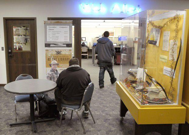 missoula public library stockimage (Shelf Life)