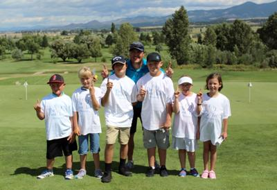 First Tee champs