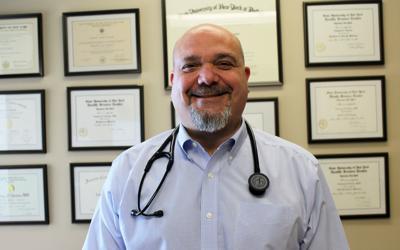 Heart doctor Navone