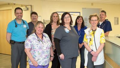Nurses nominated at MDMH