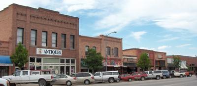 Stevensville Main Street