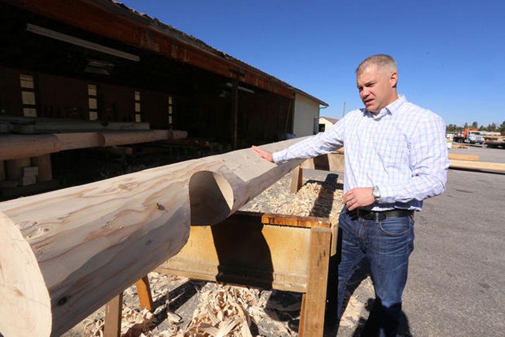 Tim Rybiski, president of Rocky Mountain Homes