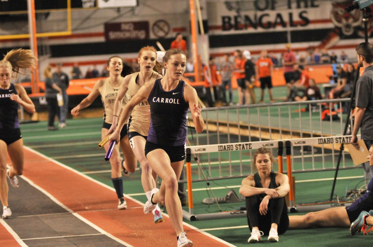 Darby Grad Keely Ehmann national champion for Carroll