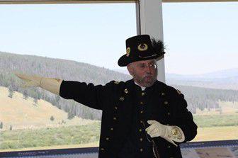 Big Hole Battlefield hosts living history reeanactor