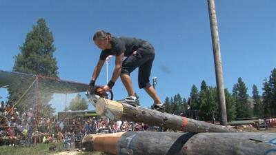 See the saws: Logger sports, parade and dances highlight Darby Logger Days weekend