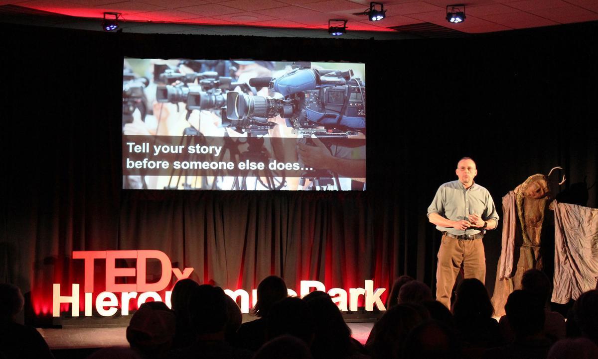 TEDx Roger Laferriere