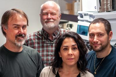RML scientists presented prestigious award