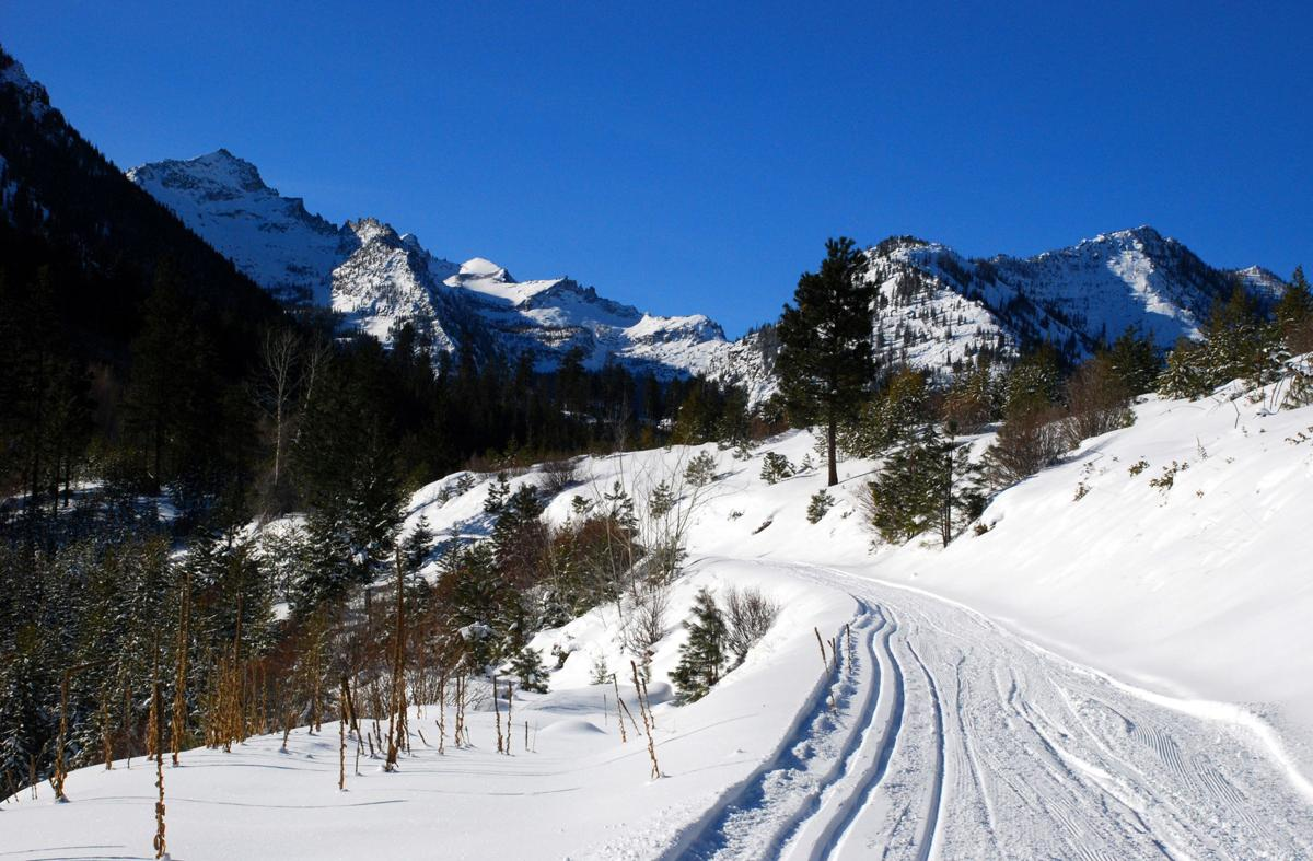 Lake Como Trail System offers varied winter recreation opportunities