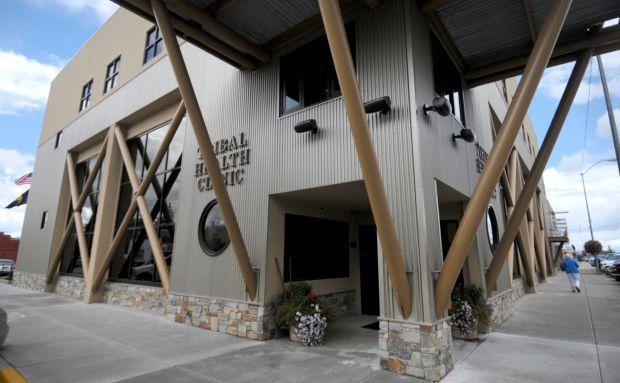 CSKT health clinic in Polson