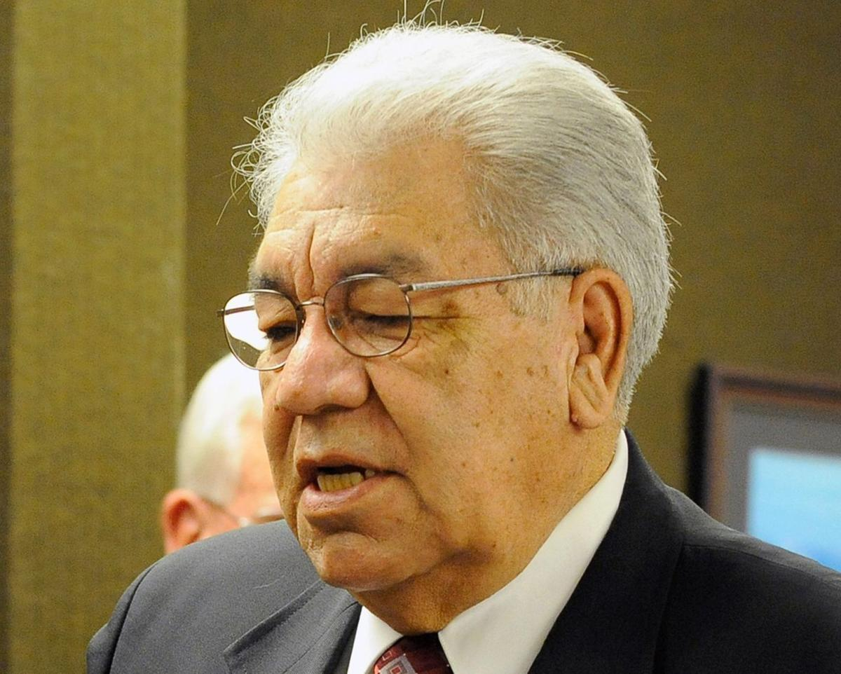 Retired Justice of the Peace Pedro Hernandez