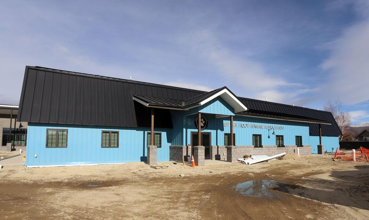 Bitter Root Humane Association Shelter nears completion