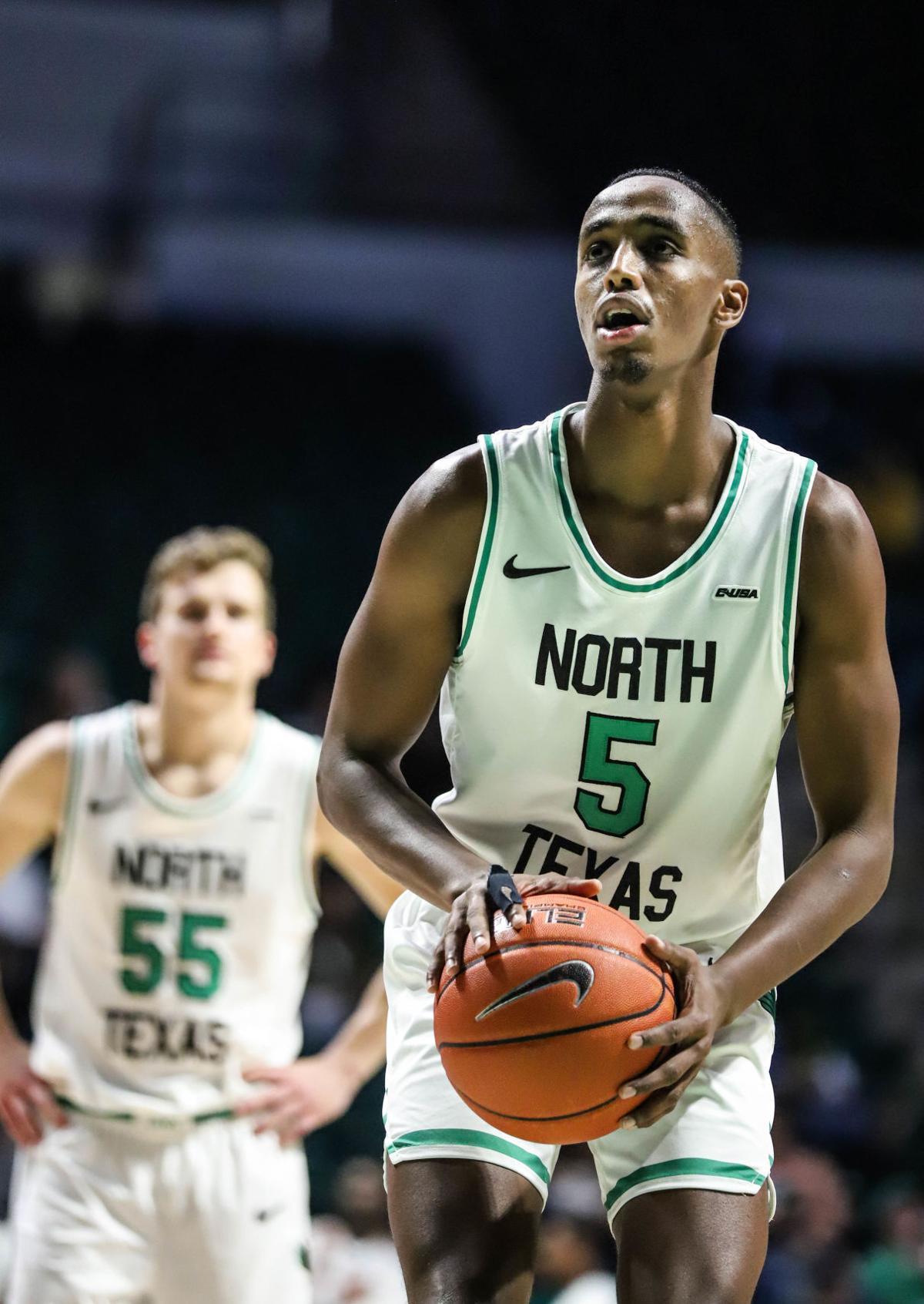 North Texas Basketball
