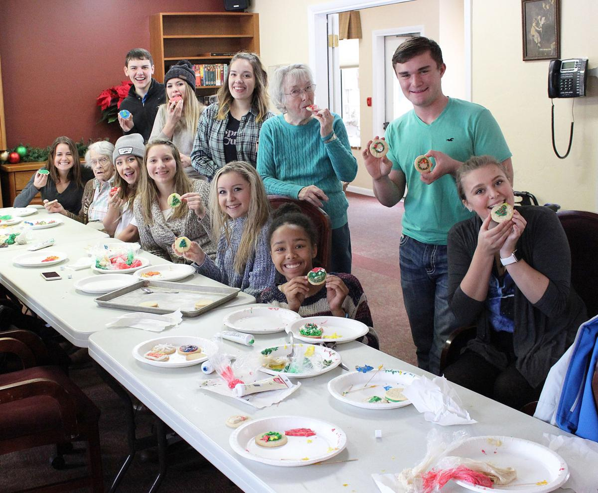 Corvallis High School Student Council, Sapphire Lutheran Homes