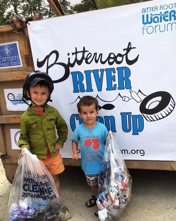 Bitterroot River Clean-up moves forward