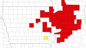 Crop consultants lower disease impact, concerns turn to early frost