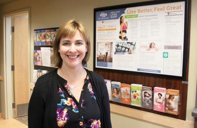 Spring Wellness April Weinberger